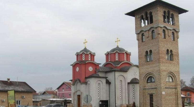 Trobroda crkva u Novoj Palanci podsetnik na Peć i Gračanicu