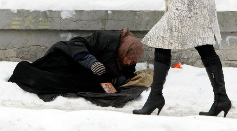Javite za ljude koji žive na ulici, pomozite