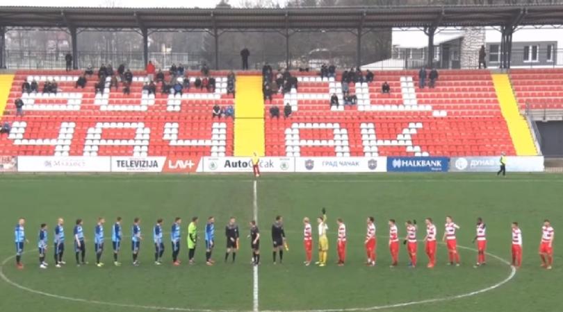 FK Borac – OFK Bačka 2:1 (VIDEO)