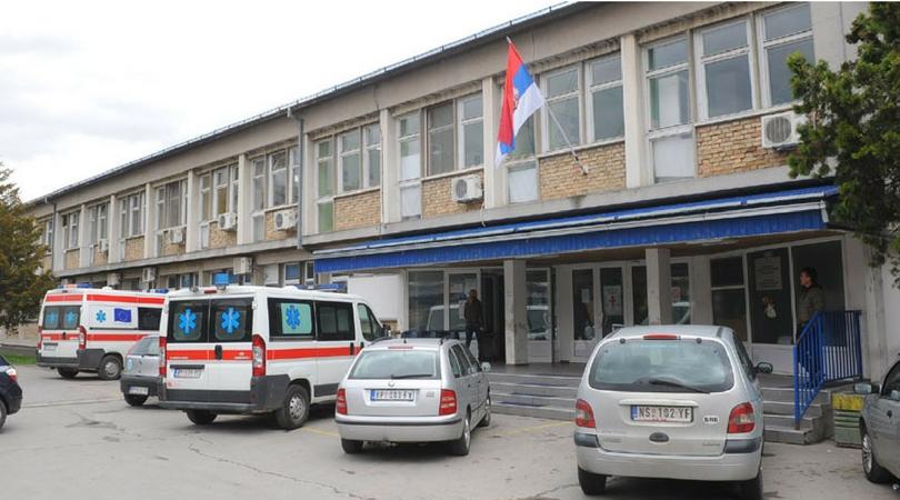 Bačka Palanka: Ekipe Hitne pomoći na posao uvek nose pasoš