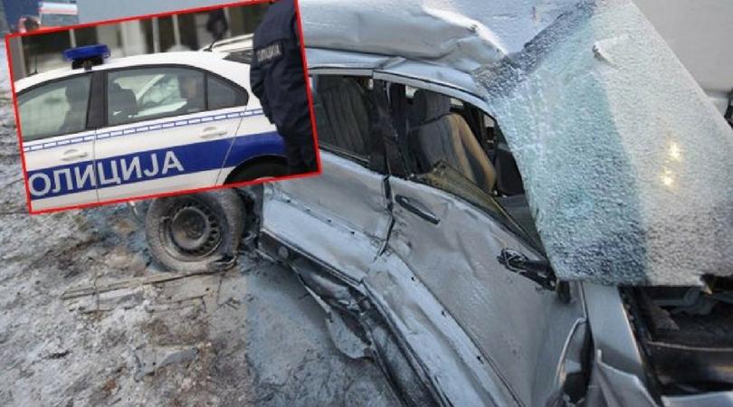 Udes kod Begeča i Gložana, jedna osoba poginula