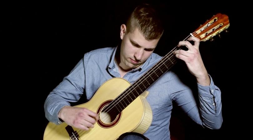 Solistički koncert Nikole Korovljeva u Bačkoj Palanci