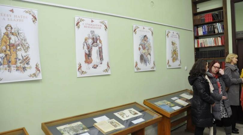 Rozprávkový Dobšinský v petrovskej knižnici (GALERIJA)