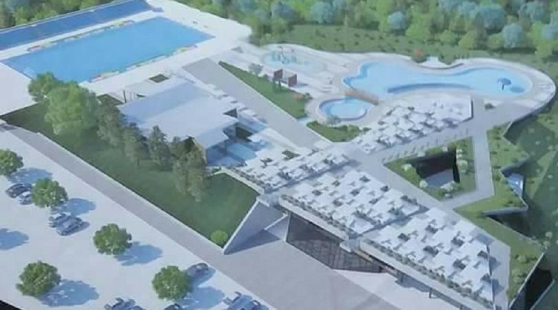 Nastavlja se izgradnja olimpijskog bazena u Bačkoj Palanci