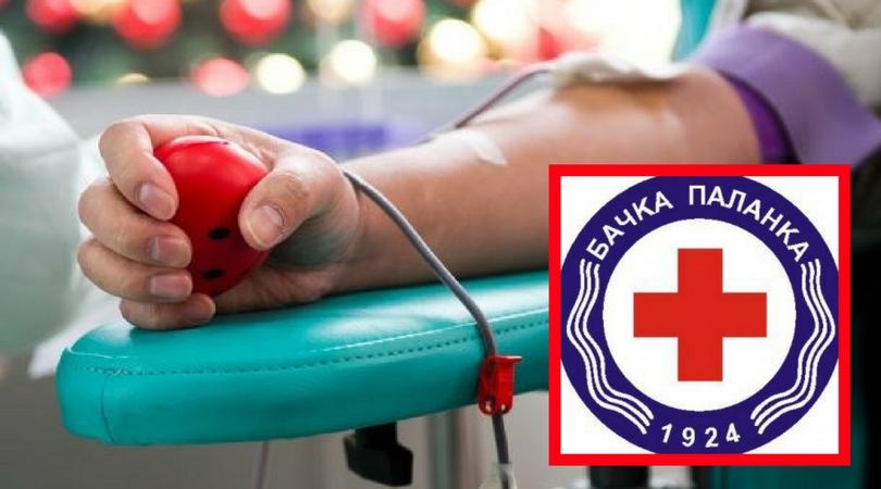 Akcije dobrovoljnog davanja krvi u Bačkoj Palanci