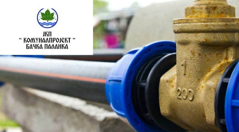 """Saopštenje JKP """"Komunalprojekt"""" o ispravnosti vode u Silbašu"""