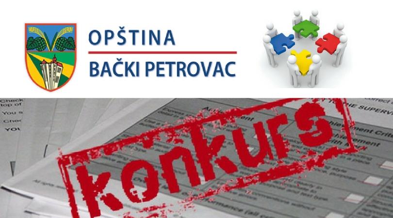 Predlog za dodelu sredstava udruženjima u opštini Bački Petrovac