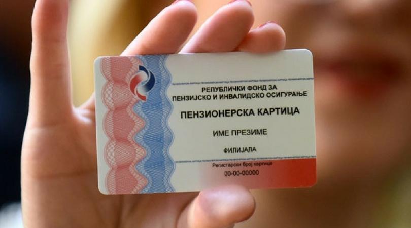 Kada će i ostali penzioneri u Bačkoj Palanci dobiti penzionerske kartice?