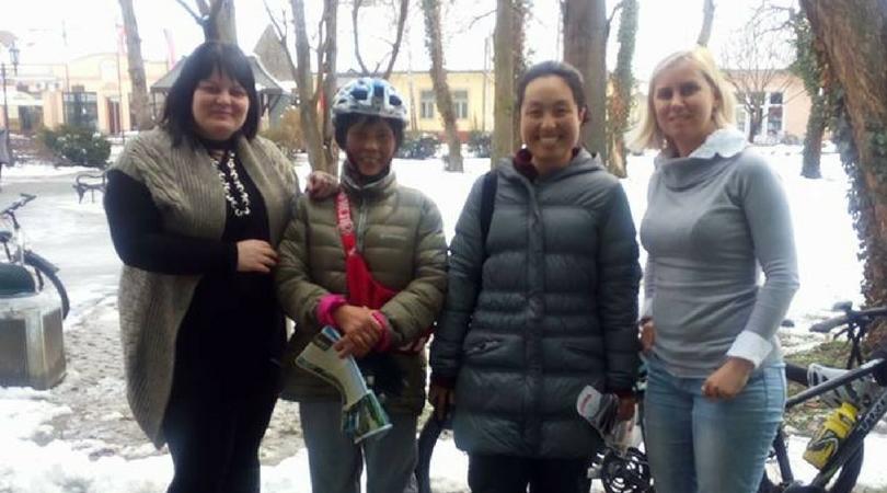 Gosti iz Kine u poseti Baču
