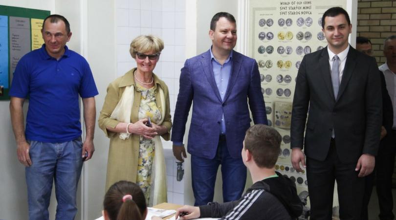 Predsednik Pokrajinske vlade Igor Mirović obišao opštinu Bački Petrovac