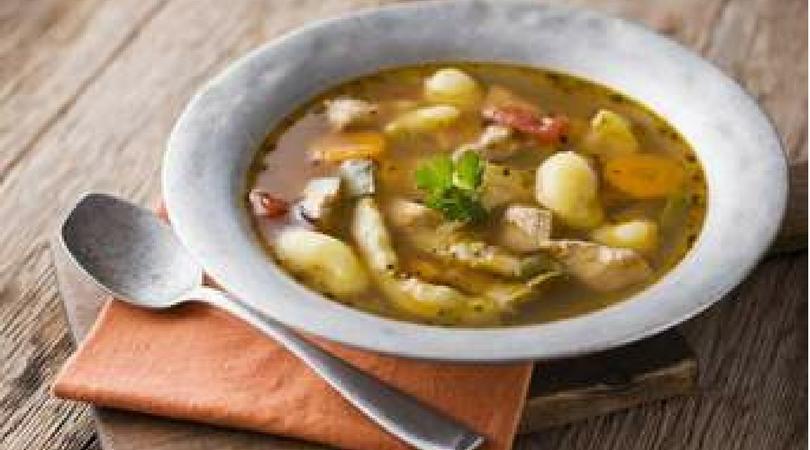 Jedlá slovenskej kuchyne od ranného stredoveku po 19. storočie