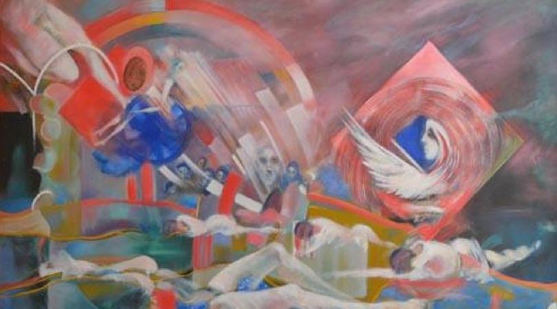 Milan Súdi – samostatná výstava obrazov / Milan Suđi – samostalna izložba slika
