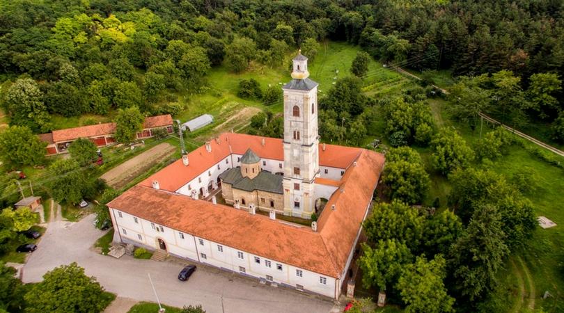 Manastir Velika Remeta – mesto mira i spokoja
