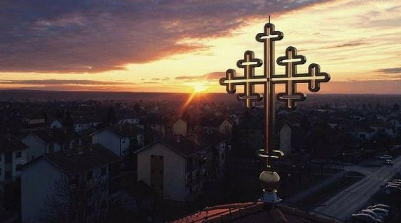 Raspored Bogosluženja u toku velike sedmice i Vaskršnjih praznika
