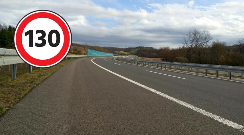 Na autoputevima u Srbiji voziće se brzinom do 130 km/h