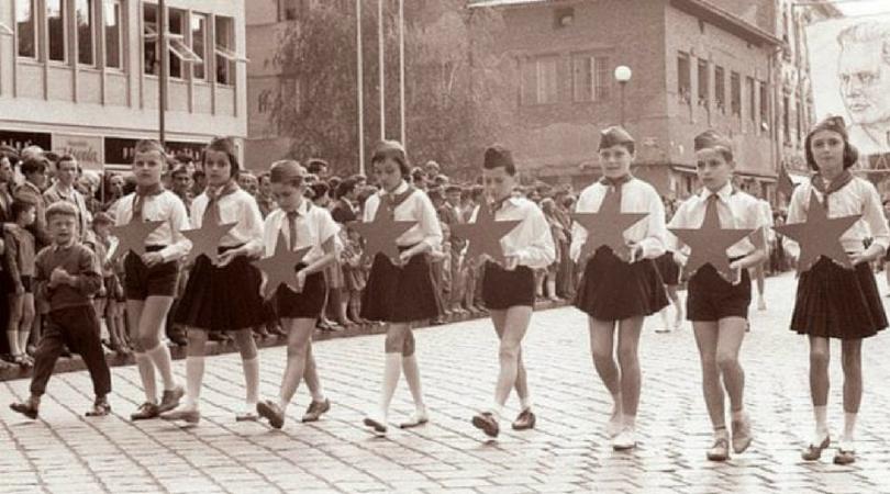 Jugoslavija na današnji dan slavila Dan mladosti