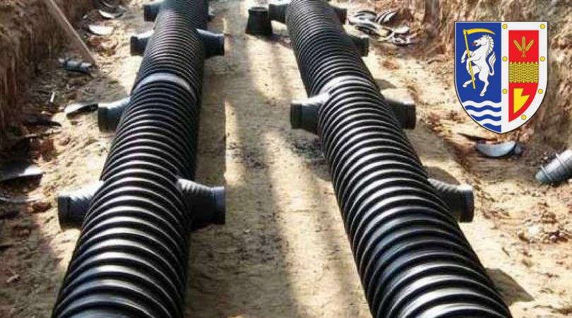 Radovi na rekonstrukciji vodovodne mreže u Despotovu