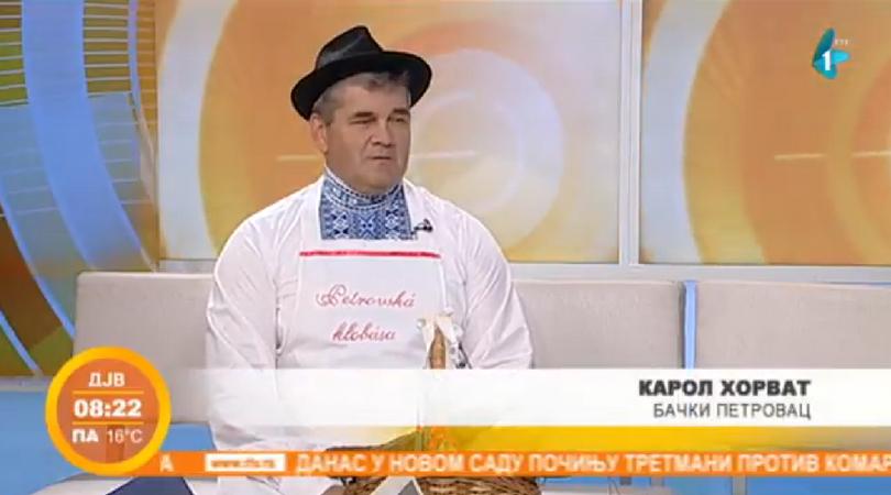 Karol Horvat o Kulenijadi u Bačkom Petrovcu (VIDEO)