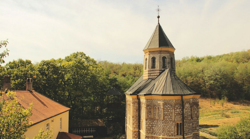 Manastir Mala Remeta – ušuškana lepota