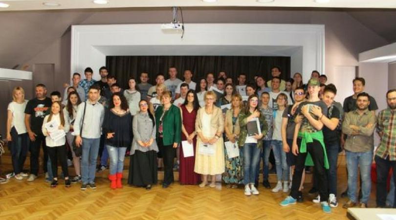 """Završeno """"Školsko pozorje"""", učestvovala i gimnazija """"Jan Kolar"""" iz Bačkog Petrovca"""