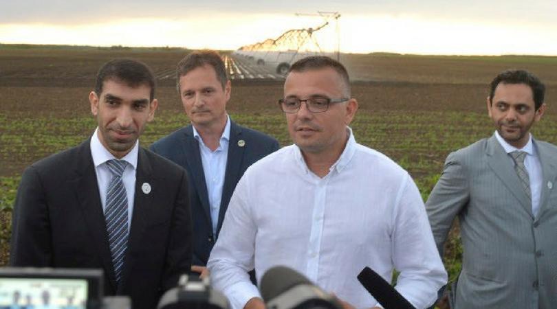 U Novoj Gajdobri najmoderniji sistem za navodnjavanje u Srbiji