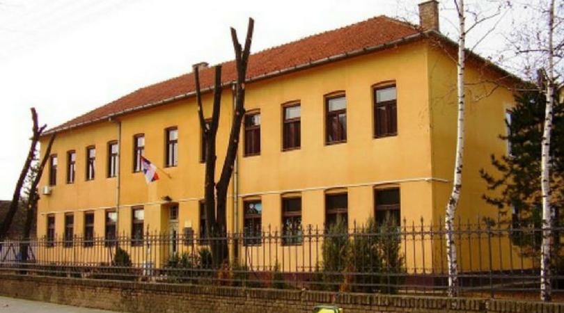 Obaveštenje o upisu dece u prvi razred osnovne škole u opštini Bačka Palanka