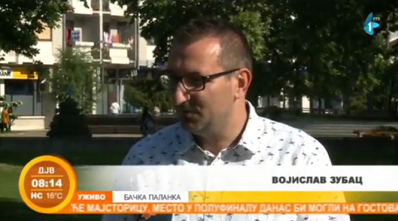 """Nagradni konkurs """"Za uređeniju opštinu"""" u Bačkoj Palanci (VIDEO)"""