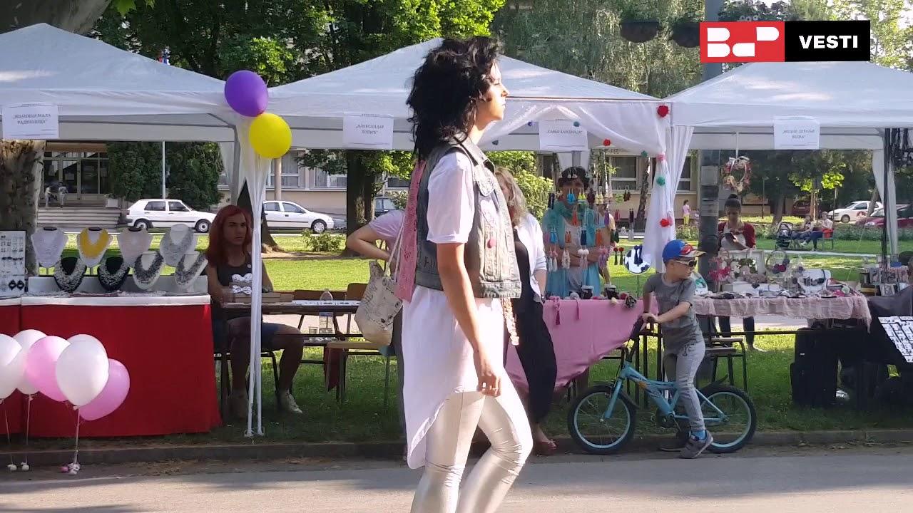 Modna revija FUN FUN – Srđan Šveljo na Đinđuveraju (VIDEO)