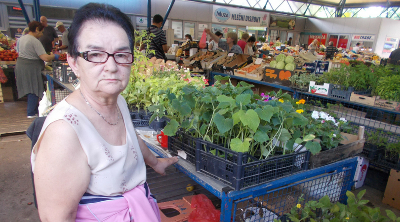Uz povrće i cveće
