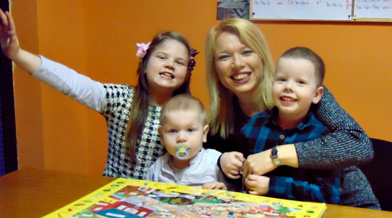 Jasna Kapelan – majka troje dece i doktor nauka