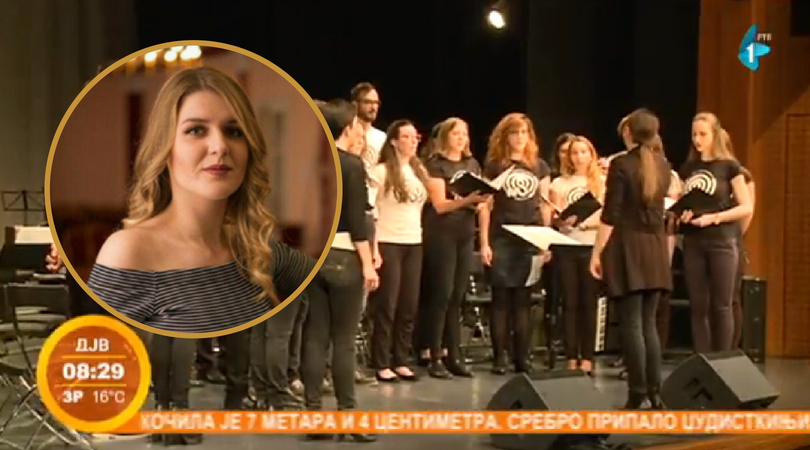 Sa humanitarnog koncerta za Draganu Stanimirov (VIDEO)