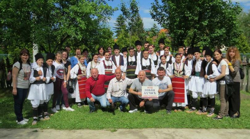Među zlatnim ansamblima Vojvodine
