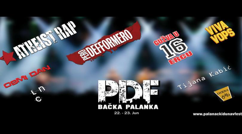 Sutra počinje drugi Palanački Dunav fest