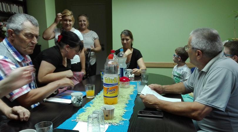 Predavanje o profesionalnoj orijentaciji dece sa oštećenim vidom