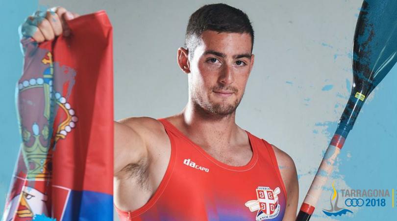 Stefan Vekić – šesto mesto na Mediteranskim igrama