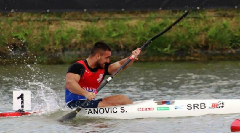 Strahinja Stefanović – Bačkopalanački reprezentativci na Evropskom prvenstvu u Beogradu