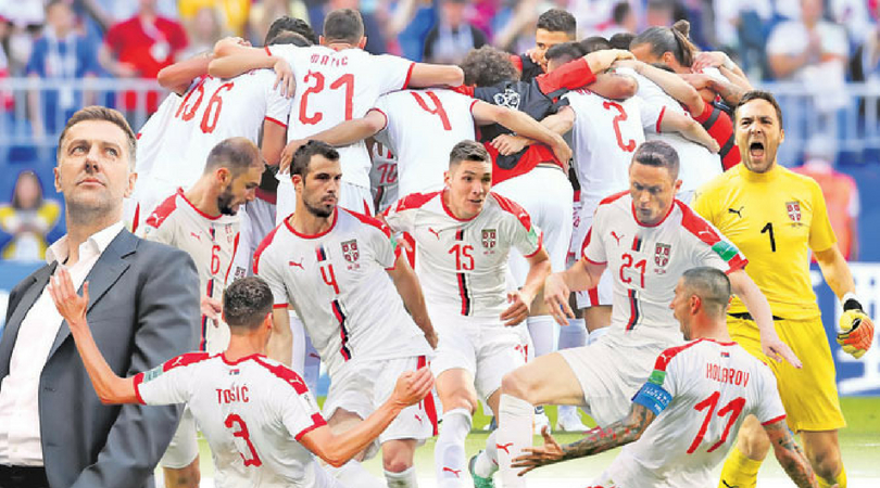 Orlovi sa Švajcarskom za četvrtfinale