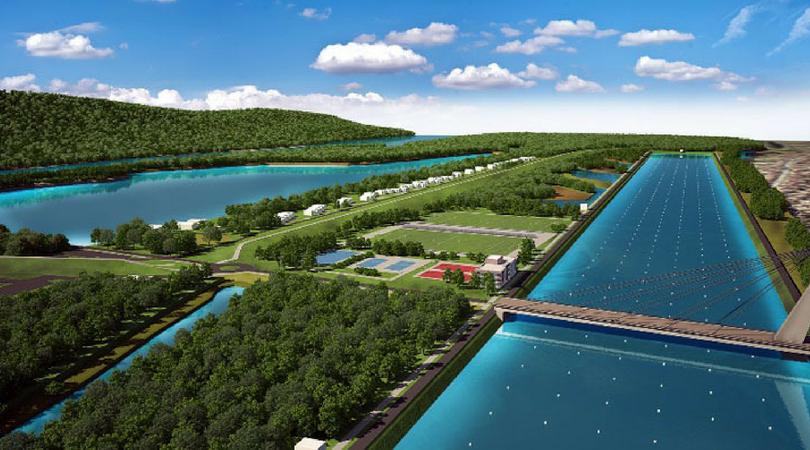 Izgradnja regatne staze u Bačkoj Palanci počinje 2020.