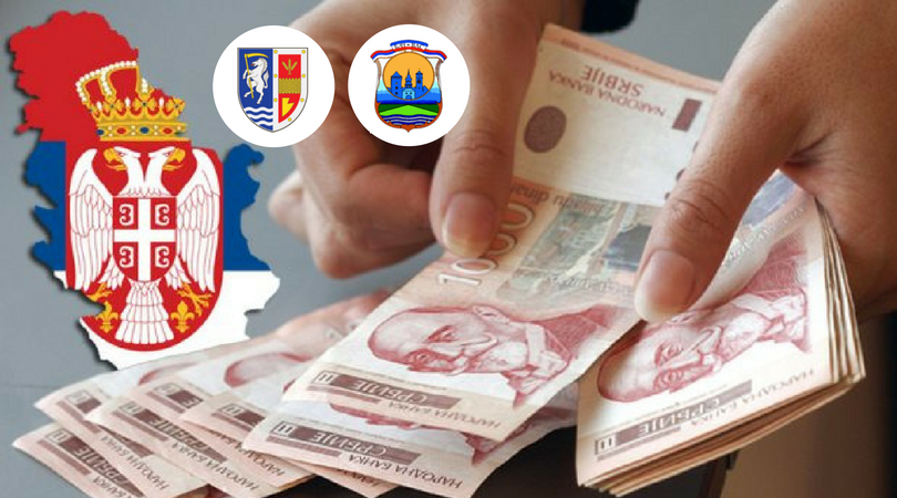 Plate – Bačka Palanka značajno ispod proseka u Srbiji, Bač opet najniži