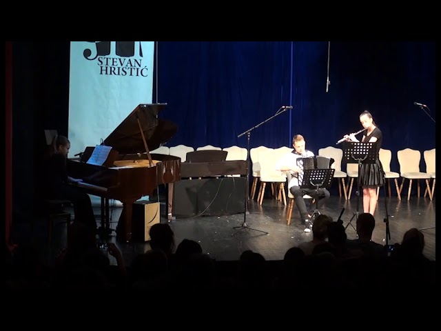 "Tango ""Por una cabeza"" – Jovan Tomić, Milica Vranješ, Ivana Ivančić"
