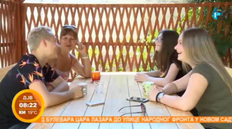 Katarina, Milica i Jovan – muzičke nade iz Bačke Palanke (VIDEO)