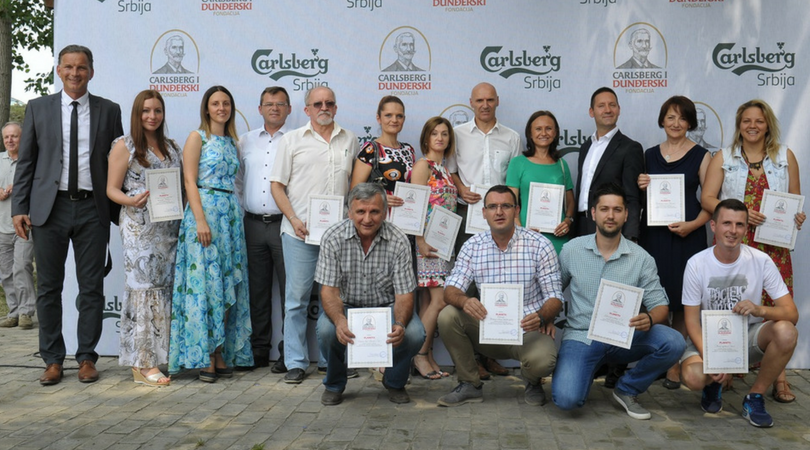 Novi lokalni projekti uz podršku kompanije Carlsberg Srbija
