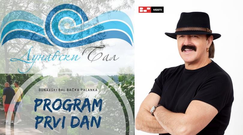 Dunavski bal 2018 – Bogat program na otvaranju