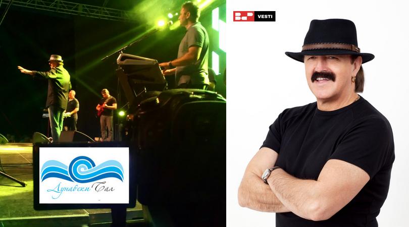 Haris Džinović: Bačkopalanačka publika je odlična, uživao sam! (VIDEO+AUDIO)