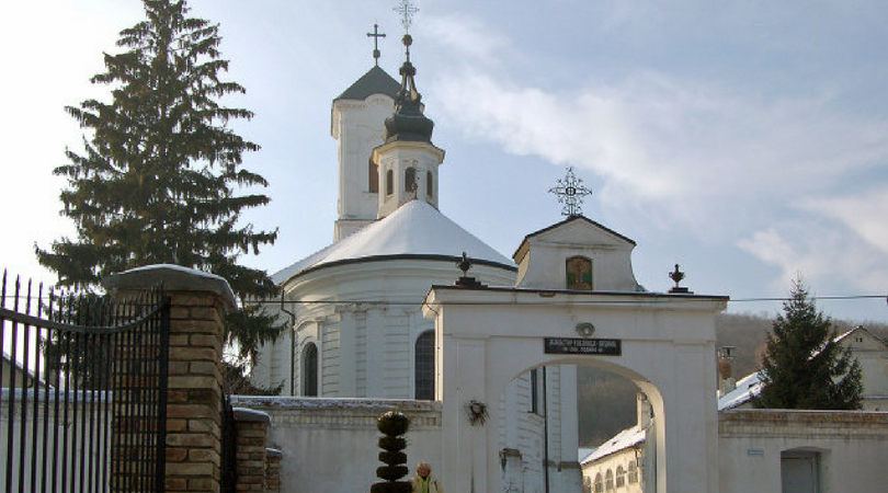 Manastir Vrdnik ravanica