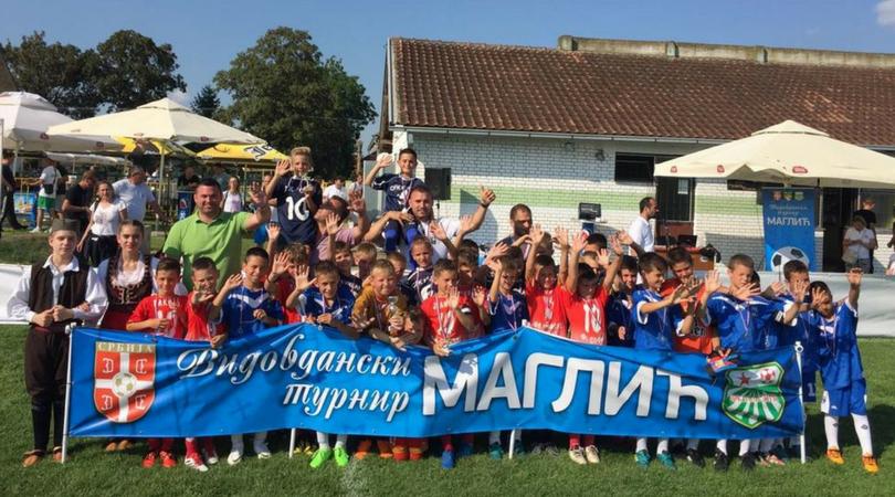 Fudbalski spektakl u Magliću: Preko 500 talentovanih mališana
