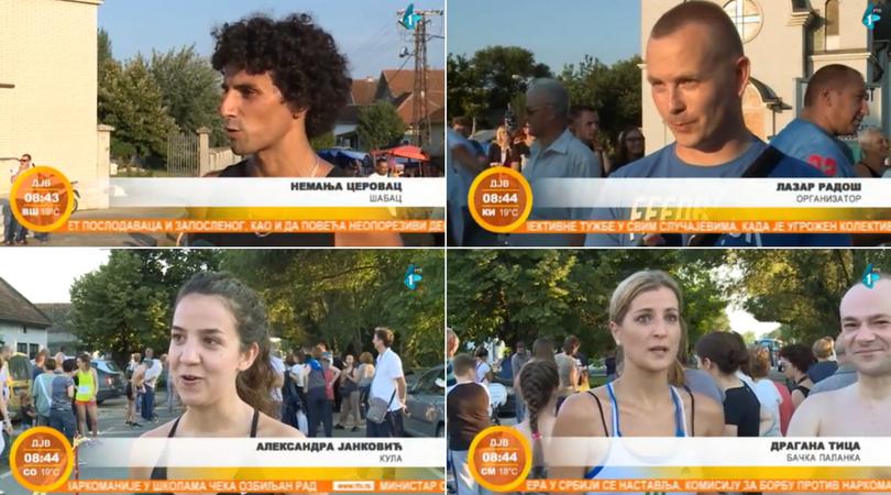 Petrovdanski mini-maraton (VIDEO)