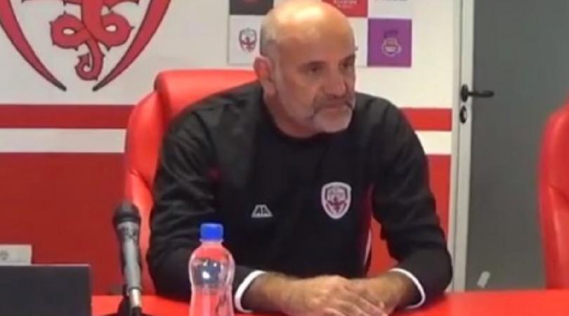 Izjava trenera Voždovca pred utakmicu sa Bačkom