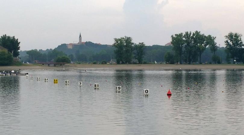 Otvoreno prvenstvo Vojvodine u kajaku i kanuu u Bačkoj Palanci