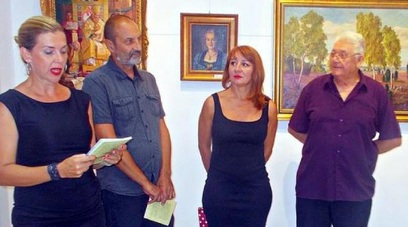 Leonard Nemet iz Bačke Palanke sakupio 250 umetničkih slika i 2.000 knjiga